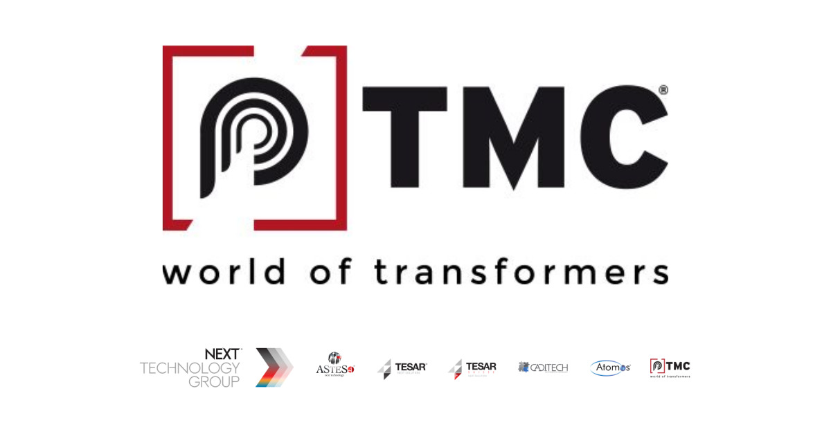 TMC World of Transformers  The new logo of TMC Transformers